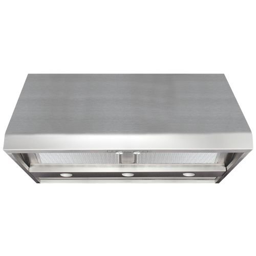 Air King AP1830BK Optional Baffle Kit for AP1830 Range Hood, Stainless Steel Finish by Air King