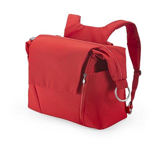 Stokke Changing Bag, Red - Stokke Stroller Bag