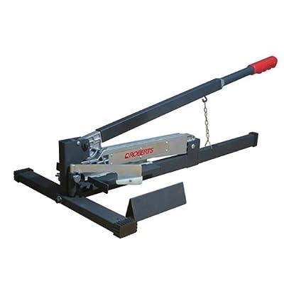 Roberts 10-60 Flooring Cutter, 9-Inch, Silver/Black