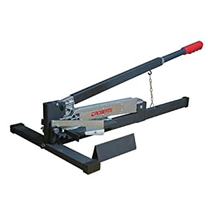 Roberts 10-60 Flooring Cutter, 9-Inch, Silver/Black