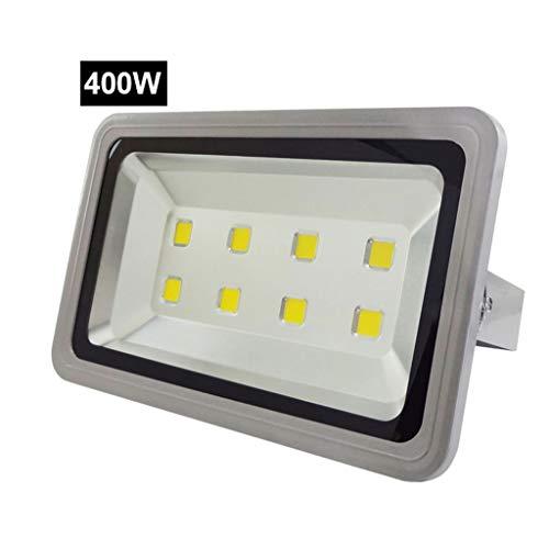 (LED Flood Light Outdoor Work Light Waterproof Lightning Protection IP65 Stadium Engineering Lights Advertising Lights (Color : 400W, Size : White light))