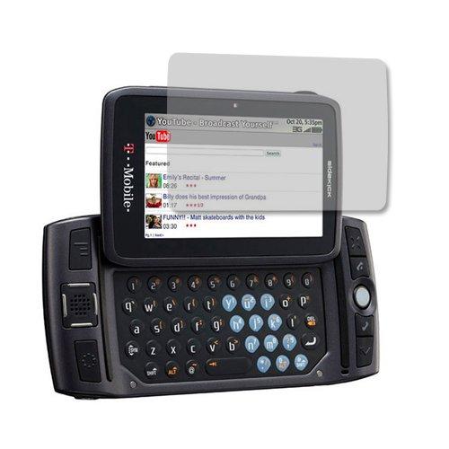 T-Mobile Sidekick LX Screen Protector (2009), Skinomi TechSkin Full Coverage Screen Protector for T-Mobile Sidekick LX Clear HD Anti-Bubble Film (Sidekick Lx Screen Protector)