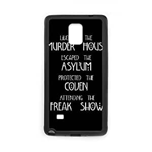 American Horror Story Custom Cover Case for Samsung Galaxy Note 4,diy phone case ygtg-768843