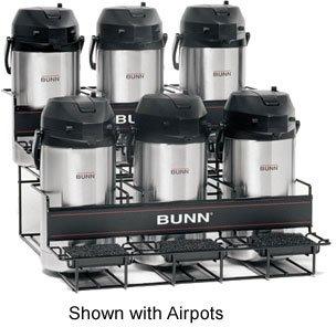 Bunn Universal Airpot Racks -UNIV-6-0005 (Airpots Sold ()