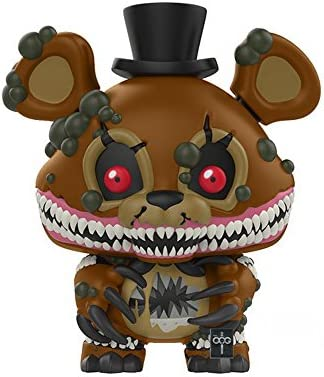 Funko Mystery Mini Five Nights at Freddy/'s The Twisted Ones TWISTED FOXY 1//6