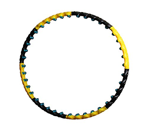 Magnetic Theraph Health Weighted Exercise 43inch Hoola Hula Hoop 3.5lb with Box