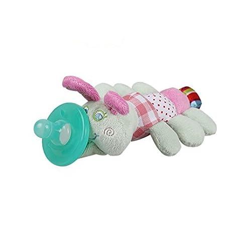 kazebaby Cartoon Cute Infant bebé Chupetes de silicona con ...