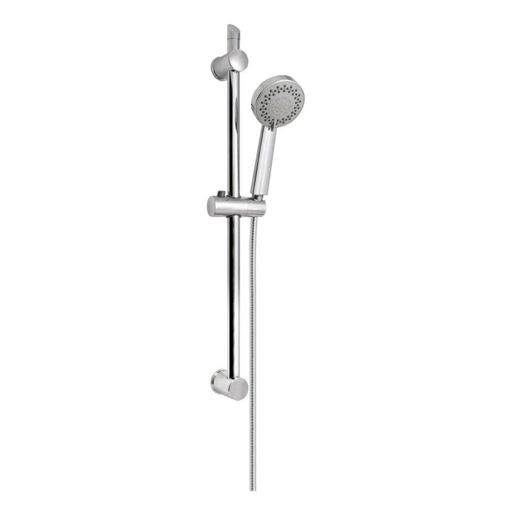 Idro Bric BLISAL0116CR Era Saliscendi, Diametro 25 mm, Doccia 3 Getti CR, 72 cm Idro Bric SpA