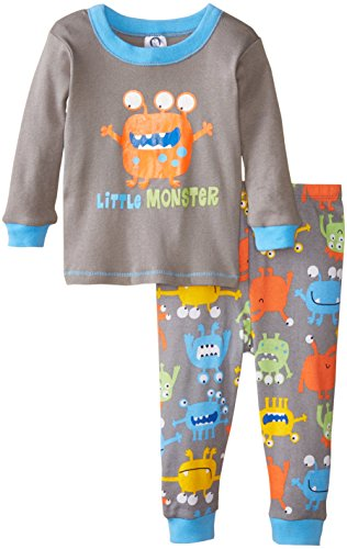 Gerber Baby and Little Boys' 2 Piece Cotton Pajama
