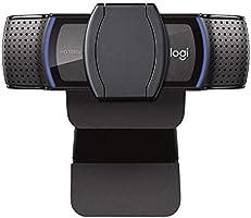 Webcam Logitech C920-S Full HD 1080p - 960-001257
