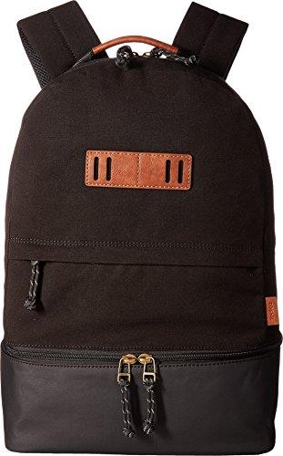 Fossil Men's Summit Backpack, Black
