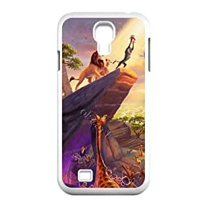 C-EUR Customized Lion King Pattern Protective Case Cover for Samsung Galaxy S4 I9500