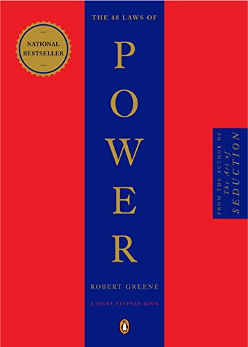 The 48 Laws of Power by Robert Greene cover