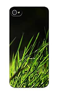 A95a55e6612 Snap On Case Cover Skin For Iphone 5/5s(green Grass Focused )/ Appearance Nice Gift For Christmas