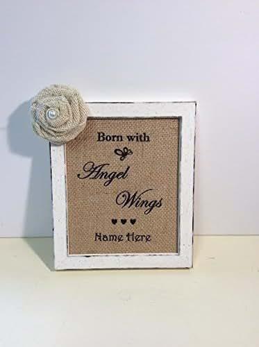 Stillborn Quotes Mesmerizing Amazon Angel Wings Stillborn Gift Baby Loss Gift Stillborn