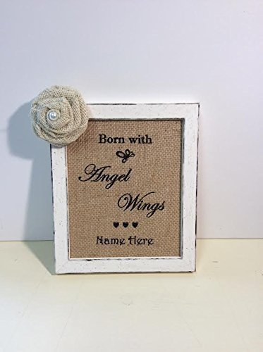 amazon com angel wings stillborn gift baby loss gift stillborn