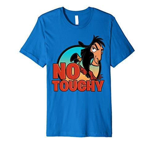 Disney Emperor's New Groove No Touchy Smirky Premium T-Shirt
