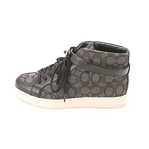 Womens Shoes COACH Ray Black Smoke/Black