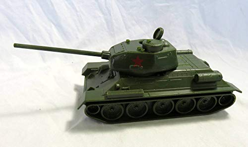 Classic Toy Soldiers WWII Russian T-34 Tank in 1/38 scale from Classic Toy Soldiers, Inc