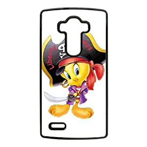 LG G4 Cell Phone Case Black TweetyBird Plastic Durable Cover Cases swxc5072510