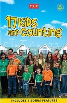 17 Kids and Counting (2 DVD Set) (17 Kids And Counting 2 Dvd Set)
