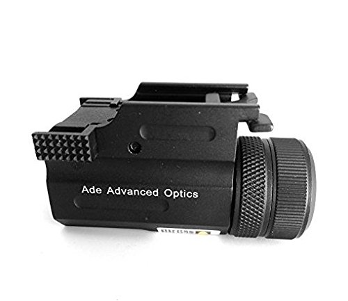 Ade-Advanced-Optics-Ultra-Compact-Pistol-Class-3R-Green-Laser-Gun-Sight-with-Quick-Release-Weaver-Mount-Black