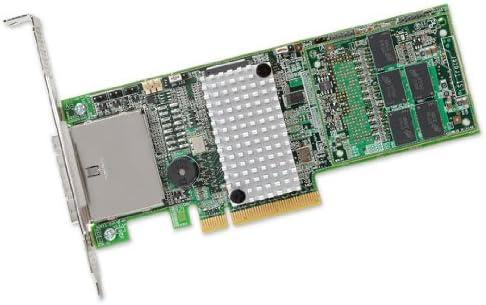 LSI Logic MegaRAID SAS Controller Card 1GB 9286CV-8e 8Port 6Gb s PCIE3.0 BBU