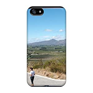 Top Quality Protection View From Villa 05 Case Cover For Iphone 5/5s