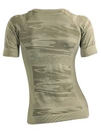 Vitalsox Women's Drylite DryStat Outdoor Thermal Wear Tee Shirt