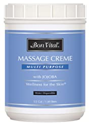Bon Vital' Multi-Purpose Massage Cr me, ...