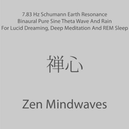 7 83 Hz Schumann Earth Resonance Binaural Pure Sine Theta