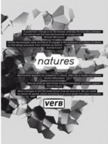 Verb Natures (Architecture Boogazine) (Spanish Edition)