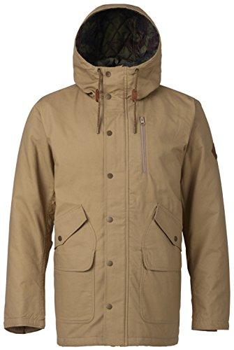 (Burton Men's Sherman Jacket, Kelp, X-Large )
