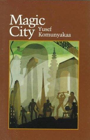 Magic City (Wesleyan Poetry Series)