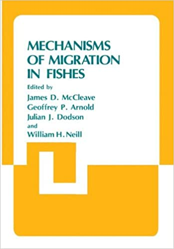 Mechanisms of Migration in Fishes (Nato Conference Series)