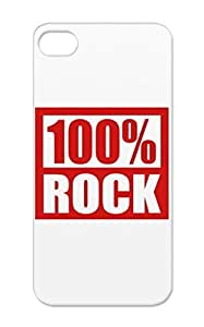 100 Rock Durable Laser Technology Cell Phone Cases For Case HTC One M8 Cover (4.7 Inch Screen)