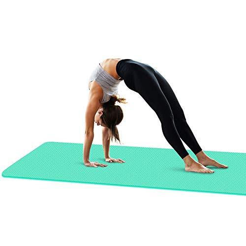 WYNYJ Colchoneta para Ejercicios De Yoga - Uso Múltiple ...