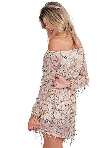 Simplee Apparel - Vestido - para mujer
