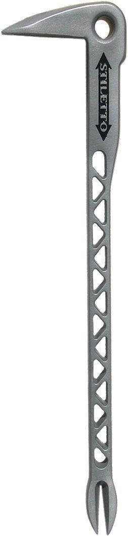 Stiletto TICLW12 ClawBar Titanium Nail Puller