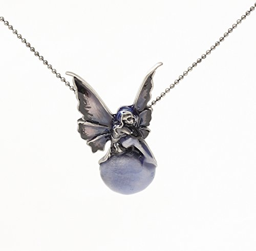 Pacific Giftware Sweet Violet Bubble Rider Fairy Amy Brown Jewelry Collection