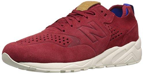 New Balance RT580 Camoscio sintetico Scarpa da Corsa, Rosso (rosso), 40