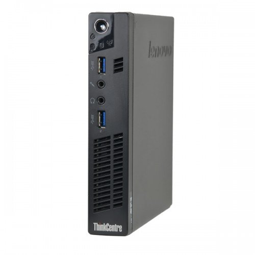 Fast Lenovo M92p Tiny Business Micro Tower Ultra Small Computer PC (Intel Core i5-3470T, 8GB Ram, 256GB SSD, WIFI, USB 3.0, VGA) Win 10 Pro (Renewed)