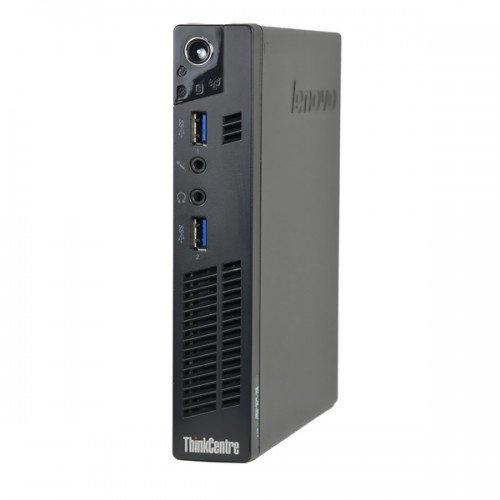 Fast Lenovo M92p Tiny Business Micro Tower Ultra Small Computer PC (Intel Core i5-3470T, 8GB Ram, 256GB SSD, WIFI, USB 3.0, VGA) Win 10 Pro (Certified Refurbished)