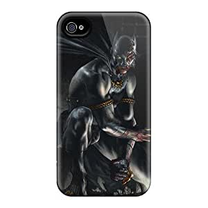 Anglams Iphone 4/4s Well-designed Hard Case Cover Black Panther I4 Protector