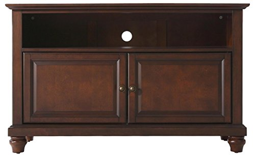 Crosley Cabinet Entertainment - Crosley Furniture Cambridge 42-inch TV Stand - Vintage Mahogany