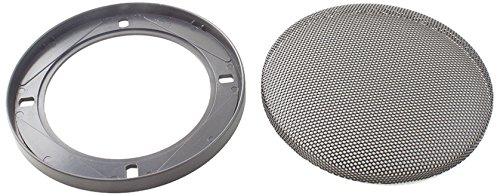 "UPC 681441089856, RetroSound S-52G 5.25"" Speaker Grill"