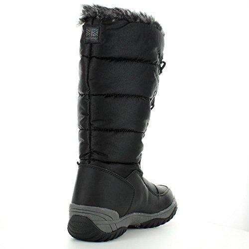 Karrimor Womens/Ladies Willow Waterproof Breathable Tall Snowboots Black