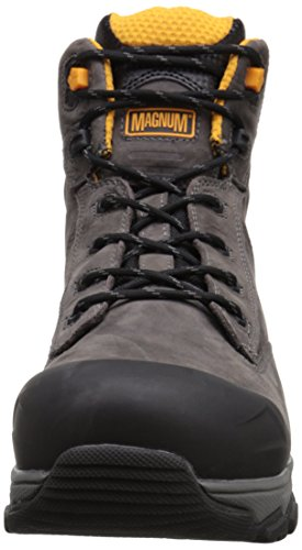 Baltimore Boot Toe Comp Magnum 0 Men's Work 6 Charcoal Waterproof Charcoal 5Wz66Fqn
