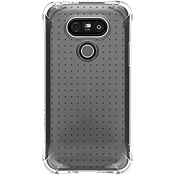 Ballistic, LG G5 Case [Jewel Series] Six-sided - 6ft Drop Test Certified Case Protection [Clear] Reinforced Bumper Cell Phone Case for LG G5 - Clear