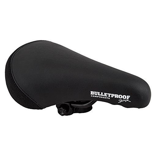 Black Ops MX/Free Style BMX Saddle, FS 9mm Kevlar, Black ()